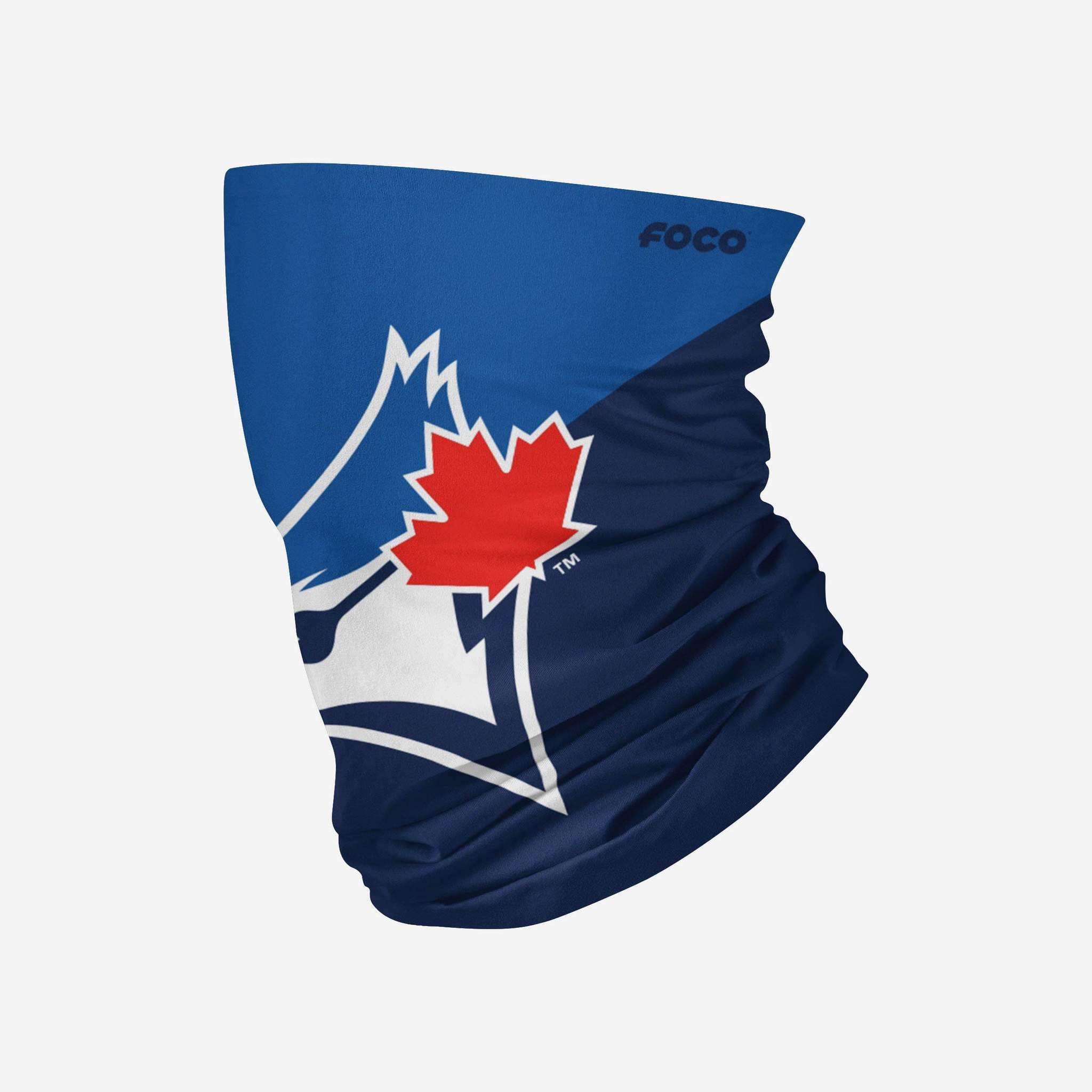 Sports mask blue jays