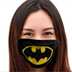 Super Hero Face Mask